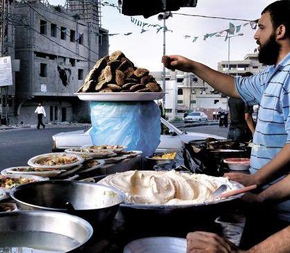 The Gaza Kitchen - Kochen unter Belagerung