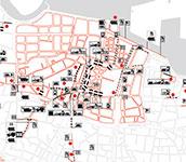 Karten von Gewalt und Alltag